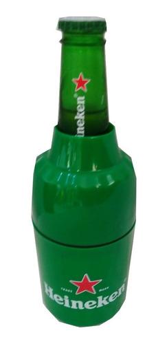 porta garrafa cerveja long neck /lata  heineken