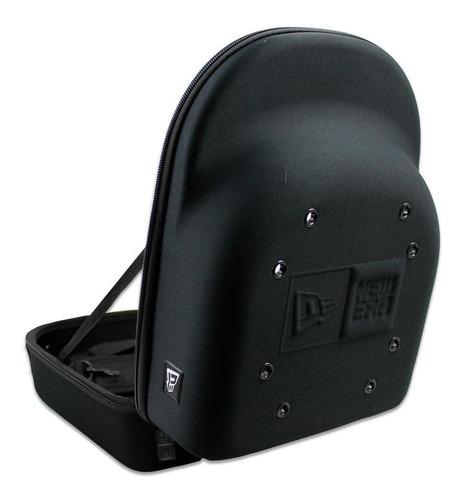 porta gorras new era carrier 6 pack negro unitalla