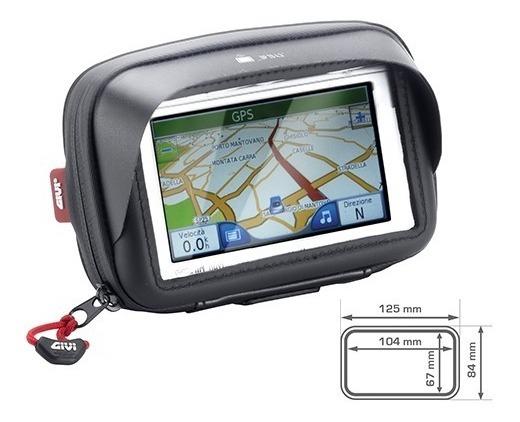 38cbd483e3f Porta Gps Celular Moto Universal Givi Impermeable Motoscba S ...