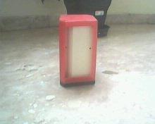 porta guardanapo coca - cola antigo