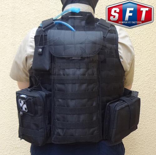 porta handy molle negro de semper fi tactical®