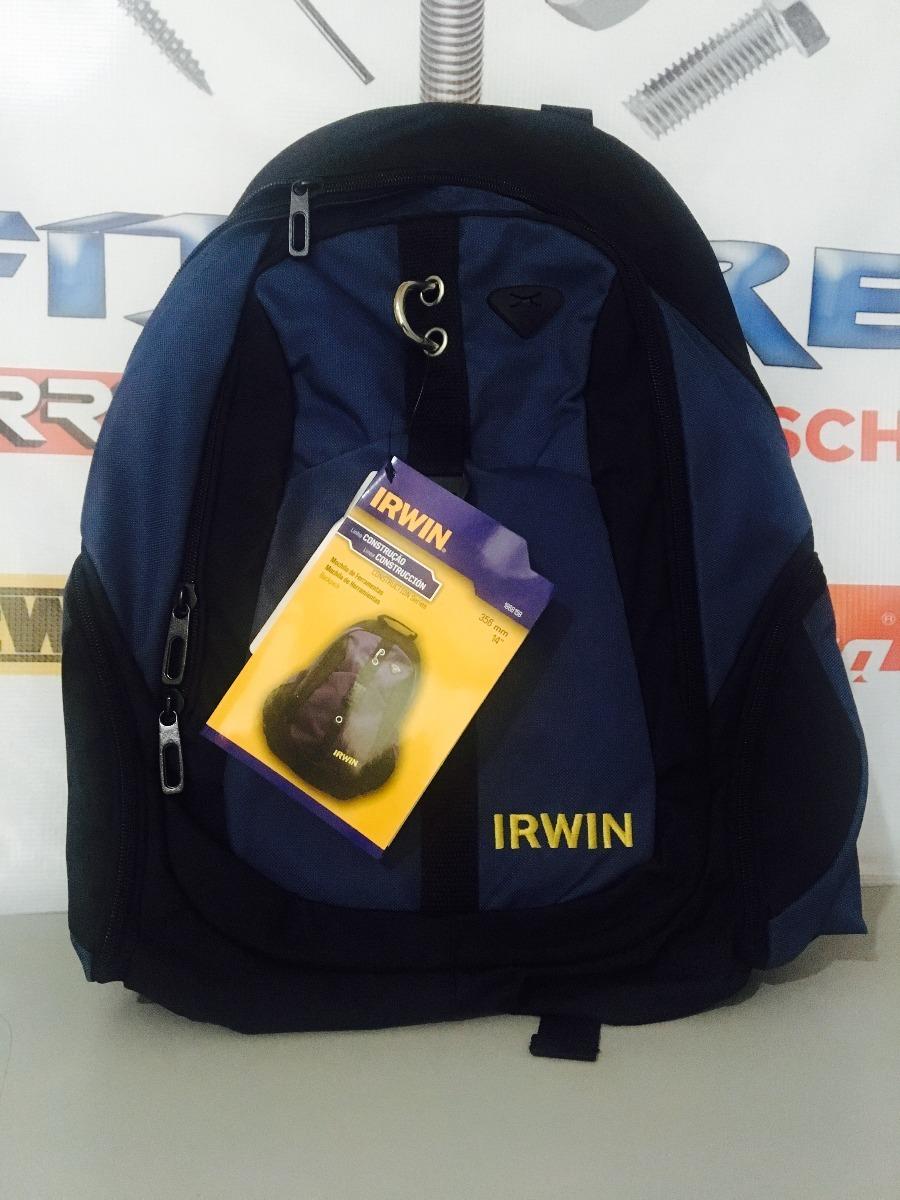 Mochila Porta Herramienta 14 Irwin Envio Gratis -   849.00 en ... 1ea955d97182