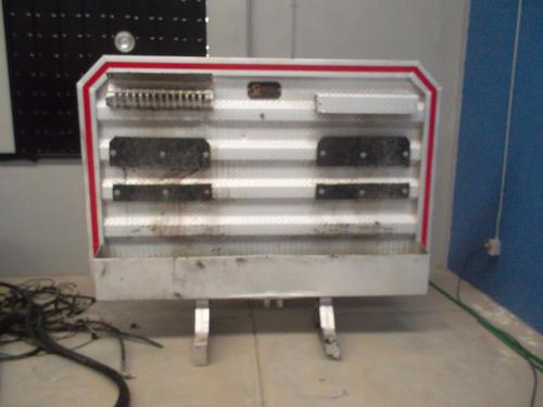 porta herramientas cadenero para tractocamion