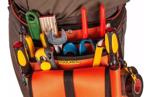 porta herramientas cartuchera