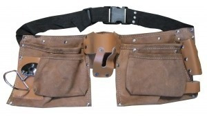 porta-herramientas c/p. mart. c/cinturón  black jack  bj