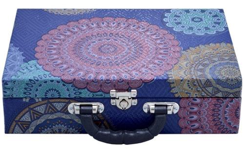 porta jóias maleta