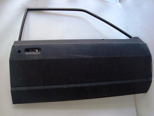 porta lado direito do corcel ii anos 1978/79/80 forro curto