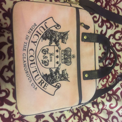 porta laptop juicy couture