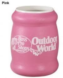 porta lata bass pro shops (disponible rosado)