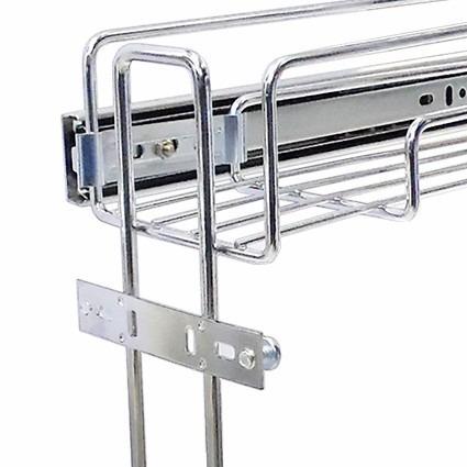 porta latas óleo lateral r1 aço cromado 8664