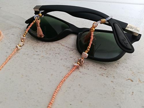 porta lentes personalizados en miyuki, mostacilla & otros..