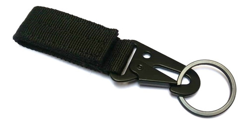 porta llaves colgante para cinturón táctico