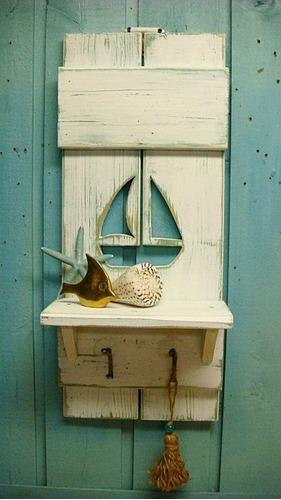 porta llaves vintage ocean by green life