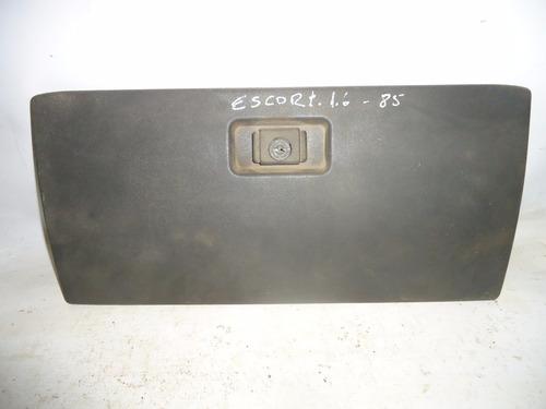 porta luva ford escort 84/91