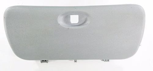 porta luvas d painel original p renault scenic cinza claro