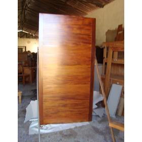 Porta Maciça De Peroba Rosa - Com 1,60m X 2,90m