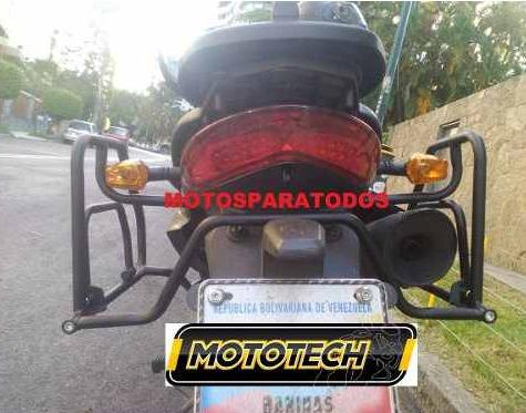 porta maleta laterales tx 200 empire keeway mototech alforja