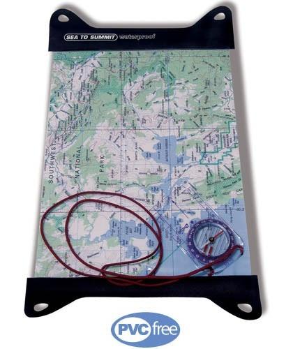 porta mapa estanque - tpu guide tam g - sea to summit