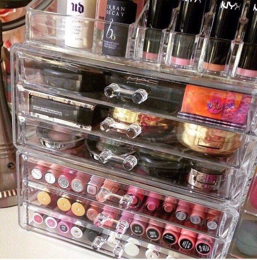 253d0e60deb porta maquiagem organizador gaveteiro acrílico gaveta maleta. Carregando  zoom.