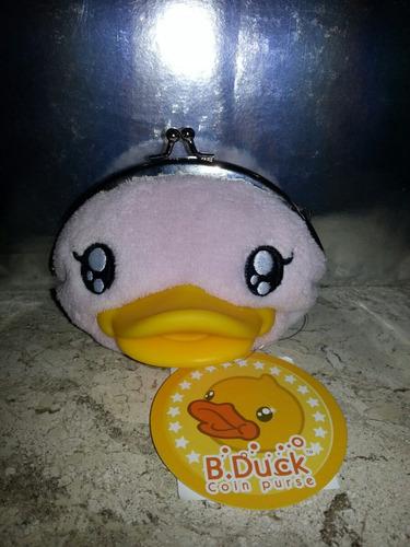 porta moeda b.duck rosa ludi