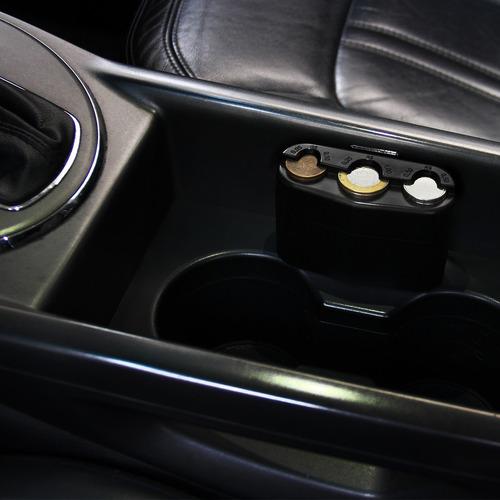 porta moedas automotivo molas carro uber onix prisma cobalt