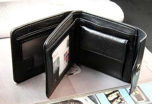 porta moedas carteira masculina