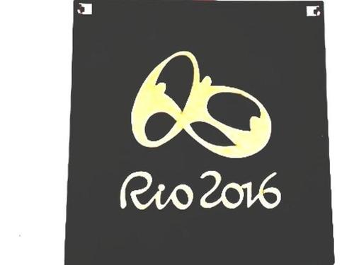 porta moedas coleção olimpíadas rio 2016 caixa preto branco