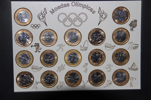 porta moedas olimpiadas rio 2016