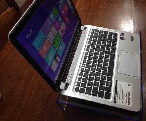 porta notebook em acrílico