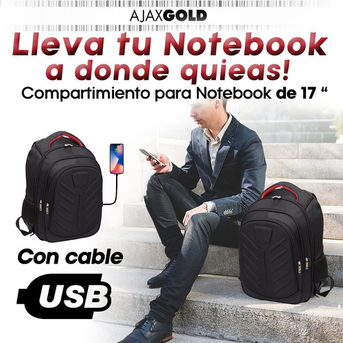 porta notebook mochila