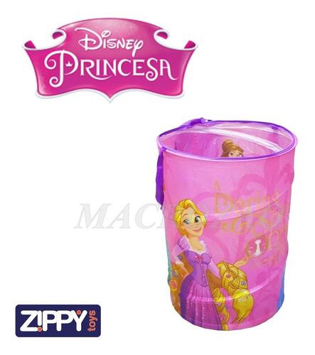 porta objeto cesto zippy toys princesas 5916 super novidade