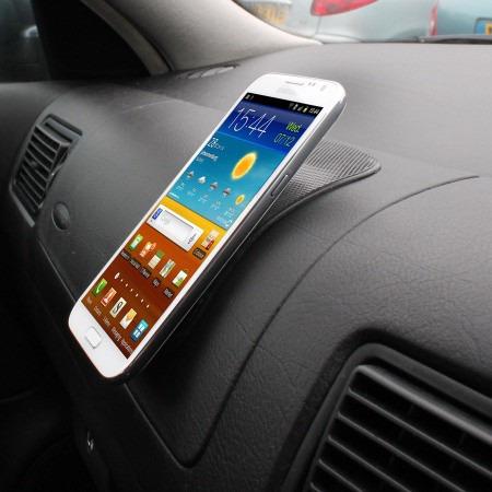 porta objetos fixtic gel iphone suporte veicular celular