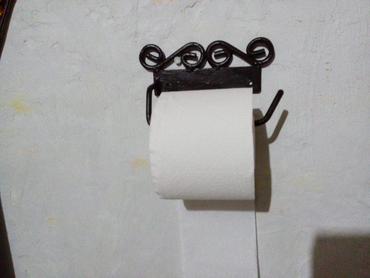 Porta papel de higienico en mercado libre for Accesorios bano papel higienico
