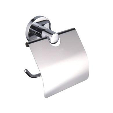 Porta papel higi nico cromado accesorio para ba o u s for Accesorios para bano papel higienico