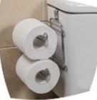 porta papel higienico doble para mochila -palermo