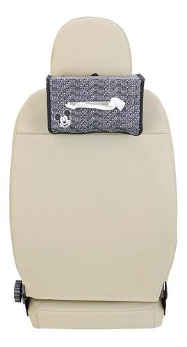 porta papel tissue pañuelos servilletas auto disney mickey
