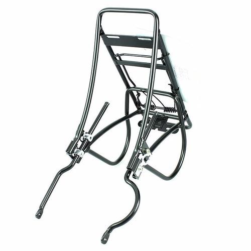 porta paquete biciceta aluminio disco/ v-brake