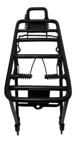 porta paquete bultos parrilla  aluminio v-brake mtb liviano
