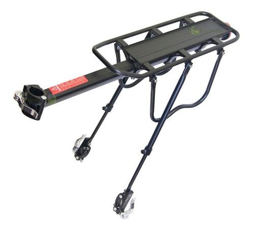 porta paquetes bici mtb freno a disco extensible hasta 50 kg