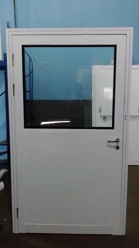 porta para sala limpa