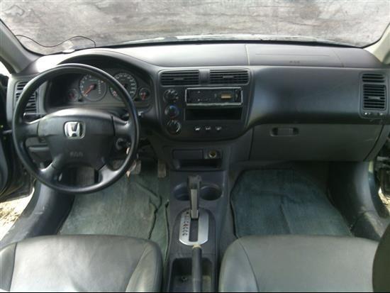 Porta Paralama Capo Sucata Farol Honda Civic Lx 2005 2005
