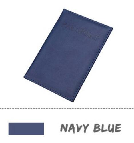 porta pasaporte funda acolchada colores envío gratis