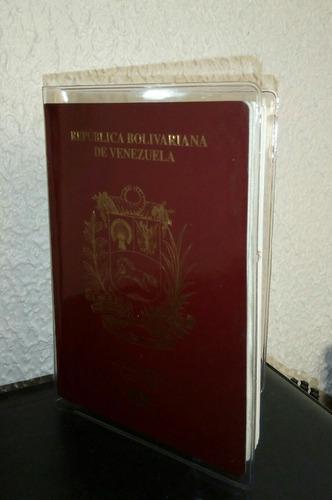 porta pasaporte funda protector forro pasaporte cobertor