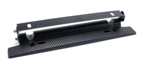 porta patente ajustable universal carbono auto tuning karvas