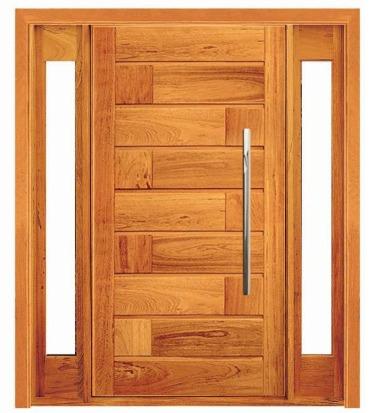 Porta Pivotante 713 Com Puxador 2 10m X 2 00m Angelim