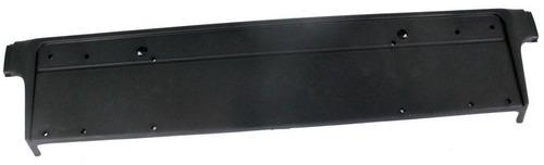 porta placa en facia defensa bmw 528i 540i 1997 - 2000