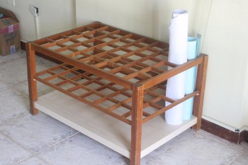 porta planos mueble 90x60cm