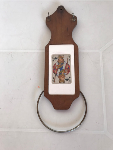 porta repasadores  y llaves para colgar en cocina