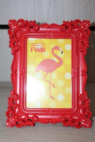 porta retrato colorido provençal retro vintage 10x15 001