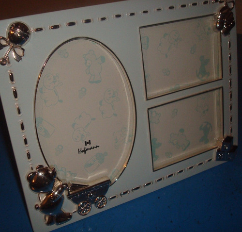 porta retrato decoración para el bebe